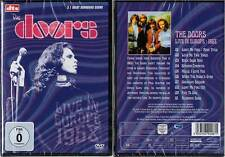 """THE DOORS """"Live In Europe 1968"""" (DVD) 2001 NEUF"""