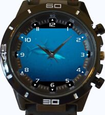 Shark Under The Sea New Gt Series Sports Unisex Wrist Watch