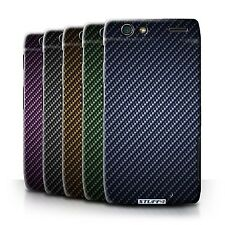 Stuff 4 Case/Case/Back Cover for Motorola Razr xt910/Carbon Fibre Pattern