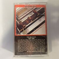 The Beatles 1962-1966 Clear Tape (Cassette)