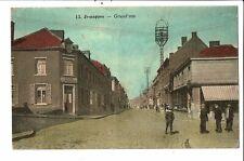 CPA Carte postale Belgique-Jemappes- Grand Rue VM28809