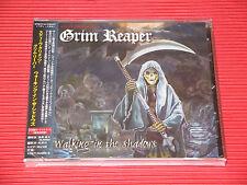 STEVE GRIMMETT'S GRIM REAPER Walking In The Shadows  with Bonus Track  JAPAN CD
