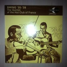 LP - The Quintet of the Hot Club of France - Swing ´35 - ´39 35 39