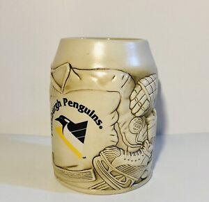 Pittsburgh Penguins NHL Sportsteins Pro Sports Hockey Vintage Collectible Mug