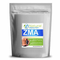 30 ZMA - Zinc, Magnesium & Vitamin B6 - UK Supplement Testosterone Booster