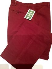 carabou MOLESKIN (42-31) Wine RRP £39.99 men's country farm hunting trousers