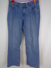 Riders By Lee Womens Jeans Size 18 Blue 34x28