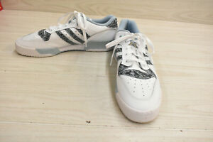 adidas Rivalry Low EG7636 Casual Shoes, Men's Size 14M, White
