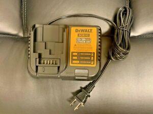 Dewalt DCB112 Charger 12V , 20v Genuine OEM Battery Charger New!