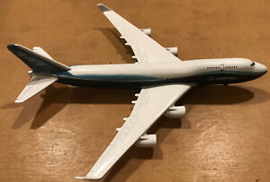 1:400 B747 Blue Eagle Die Cast Air Plane Model (Endeavor Systems) Free Shipping