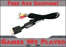Sony PlayStation 3 Video Game A/V Cables