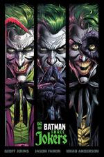 Batman: Three Jokers by Geoff Johns & Jason Fabok (Hardcover)