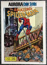 Aurora Comic Scenes: Amazing Spider-Man 182-140 (1974) J. Romita Art