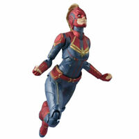 S.H.Figuarts SHF Captain Marvel Action Figure New in Box