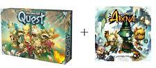 Krosmaster Quest Gioco da tavolo Base ITA - Ghenos Games Ankama