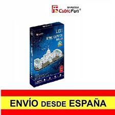Puzzle 3D EL CAPITOLIO WASHINGTON CON LED CubicFun Educativo  150 Piezas a0106