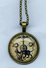 Halskette KABBALA Necklace Magie Mystik Theospohie Esoterik Qabalah