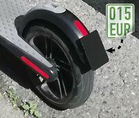 2X License Plate Ninebot Segway ES1/ES2/ES4 E Scooter Nummernschild