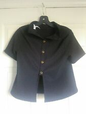 Leith Womens Button up Top XS