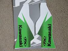 F X FORK GUARD GRAPHICS KAWASAKI KX250F KX450F KXF250  KXF450  2006 2007 2008