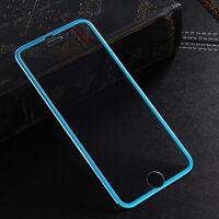 per Apple iPhone 6 6s plus 3D CIRCOLARE VERO proteggischermo in vetro temperato