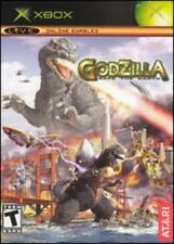 Godzilla: Save The Earth XBOX monster wreak destroy havoc battlegrounds game!