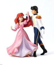 Disney Enchanting Isn`t She a Vision (Ariel & Eric) Figurine NEW  27358