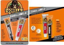 Gorilla Glue Gorilla Weld Steel Bond 2-Part Epoxy