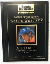 Wayne Gretzky Sports Illustrated Tribute Book Collector's Edition Serial Number