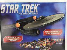 Star Trek Puzzle, Original Series Star Trek, 600 Pieces, $20 MSRP ⛳️💡🎈