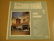 ACCORDEON LP WITH CAR COVER / ACCORDEORAMA 2 - ROGER EGGERMONT