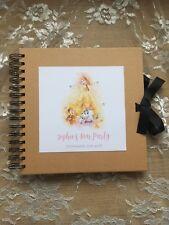 Personalised Hen Party Kraft Scrapbook - Disney Beauty
