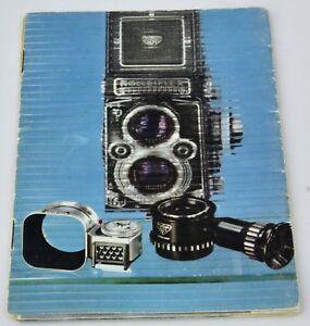 ROLLEI Rolleiflex Practical Accessories