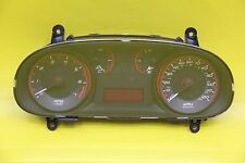 2015 DODGE DART 2.4L AT INSTRUMENT CLUSTER SPEEDOMETER GAUGES 68242886AC 48K
