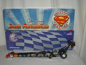 Action NHRA Diecast 1:24 Top Fuel Dragster Joe Amato Tenneco Superman
