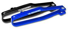 YZ250 X FRONT CHAIN SLIDER BLUE YAMAHA YCP-M45 TM DESIGNWORKS 2015-18 2 STROKE