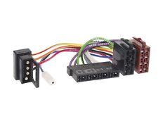 Mercedes Radio Adapter Kabel ISO W124 W140 W201 190 220 E-Klasse S-Klasse