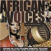 African Voices Anthology, Various Artists, Audio CD, New, FREE & FAST Delivery