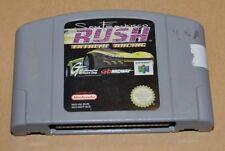 N64 Nintendo 64 Spiel Modul - San Francisco Rush Extreme Racing Autorennen Sport