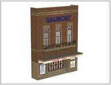 BACHMANN SCENECRAFT :- 44-262 Low Relief Cinema ( GAUMONT ) Brand New & Boxed