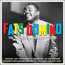 Fats Domino IMPERIAL SINGLES COLLECTION Best Of 75 Songs ESSENTIAL New 3 CD