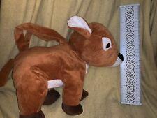 Adorable Sweet Deer Plush Child Lil Girl Handbag Purse Bday Christmas Gift New