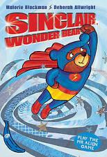 Sinclair, Wonder Bear (Blue Go Bananas), Good Condition Book, Blackman, Malorie,