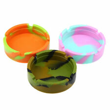 Novelty Cool Camo Ashtray Round Cigarette Smoke Ash Tray Bin Cigar Pipe Holder