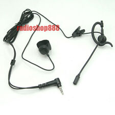 E14Y Ear Headset with Finger PTT for YAESU VX-250  FT-60R VX-2R