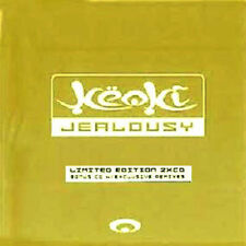 Keoki JEALOUSY Techno Trance/Dance/Mystical Music CD **NEW** 2001 Moonshine