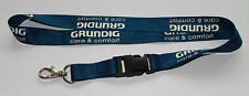 Grundig care & comfort Schlüsselband Lanyard NEU (T167)