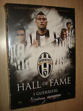DVD N°6 LES GUERRIERS FC JUVENTUS HALL OF FAME VIDAL TACCHINARDI DAVIDS RADIS