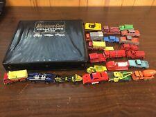 Vintage Toy Cars Vehicles Trucks Metal Diecast Matchbox Tootsietoy + Lot Of 21
