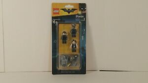 Lego 853651 The Batman Movie - POLICE FORCE Minifigures - Sealed - Retired